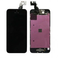 Apple 5c LCD and Digitizer Black