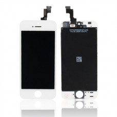Apple 5s LCD and Digitizer White